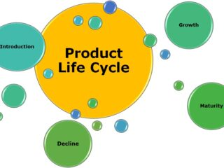 Life cycle of Product